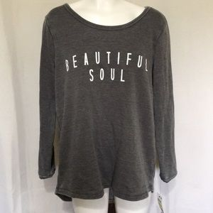 Ideology brand Women's top